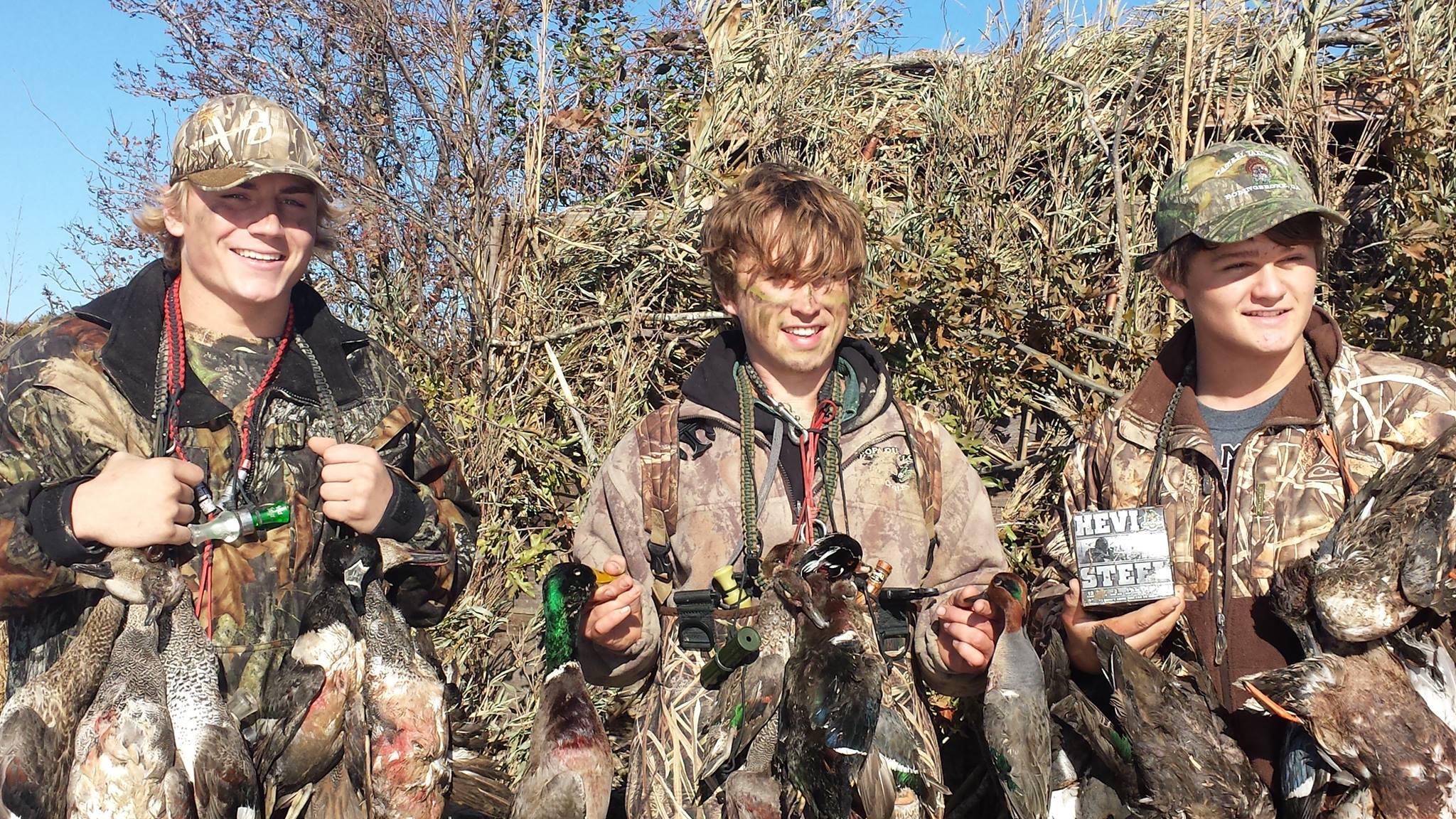 Duck hunting leases in Arkansas Delta Duck Hunters